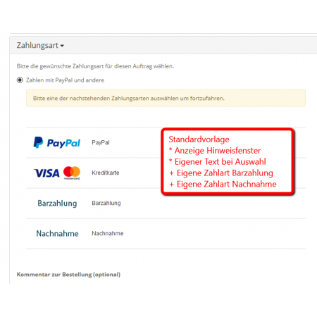 PayPal Plus OpenCart 3.0.x